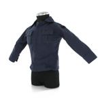 Dark blue SWAT shirt