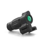 Aimpoint 3x magnifier with Larue Flip to the Side Mount