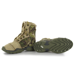 Oakley LSA (Land Sea Air) boot in tan and Multicam