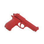 M9 pistol training red