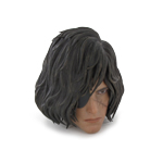 Headsculpt Captain Harlock