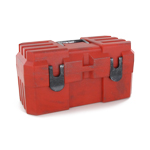 Tool Box with Removable Tray (Red)