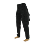 Black BDU Sniper trousers