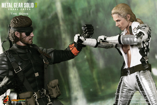 Metal Gear Solid 3 - The Boss
