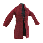 Knight Fleece Jacket (Red)