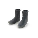 Black dive boots