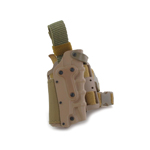 Holster de cuisse Glock Md 3280 (Coyote)