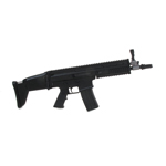 MK16 Mod 0 SCAR Assault Rifle (Noir)