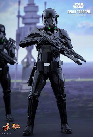 Figurine Death Trooper 80 cm Collector STAR WARS Star Wars Licence