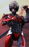 Metal Gear Rising Revengeance - Raiden (Inferno Armor Version)