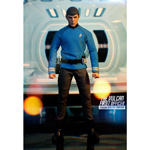 figurine Trekking Into The Darkness - The Vulcan First Officer