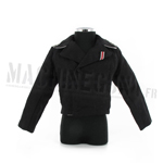 Black panzer crew jacket