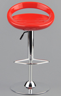 Tabouret de bar (Rouge)