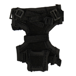 Dive Knife Drop Leg Holder (Black)