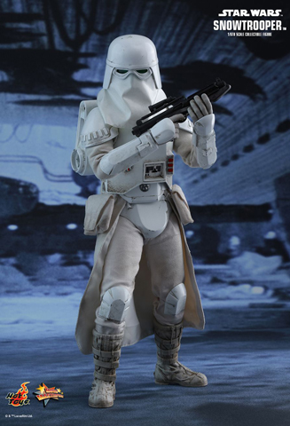 Star Wars : Episode V - Snowtrooper