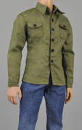 Set vêtements civils (Olive Drab)