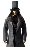 Victorian Men's Suit (Version grise)