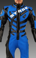 Set Tony Racing Suit (Set B)