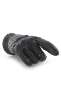 Right gloved hand (Black)