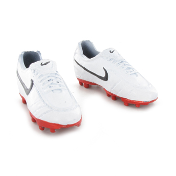 Chaussures de football (Blanc)