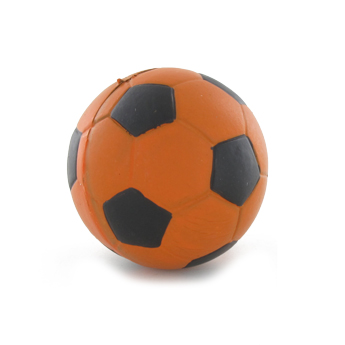 Ballon de football (Orange)