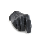 Gloved Right Hand with Peg (Black)