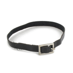 Belt with Die Cast Buckle (Black)