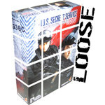 LOOSE SECRET SERVICE G36C MALE (Hottoys)