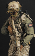 Zero Dark Thirty - DEVGRU Squadron Team Leader