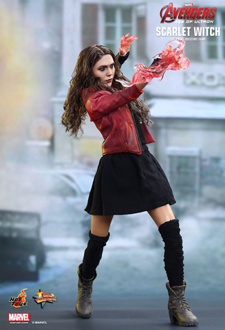 Avengers : Age Of Ultron - Scarlet Witch