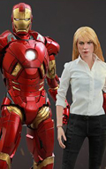 Pack Iron Man 3 - Pepper Potts & Mark IX
