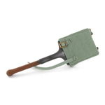 Entrenching Tool with cover blanco style
