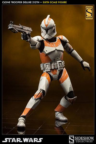 Star Wars - 212th Clone Trooper Deluxe