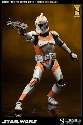 Star Wars 212th Clone Trooper Deluxe
