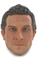 Headsculpt Bear Grylls (Type A)