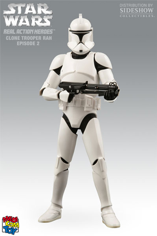 Clone Trooper (Attack of the Clones Version)