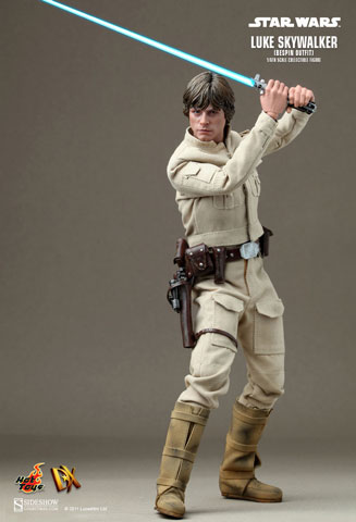 Star Wars : Episode V - Luke Skywalker (Bespin Outfit)
