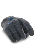Gloved Female Right Hand (Black)