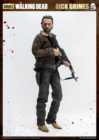 The Walking Dead - Rick Grimes