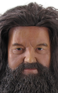 Robbie Coltrane Headsculpt (Very Large Size)