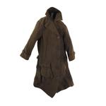 Manteau (Marron) (Très grande taille)