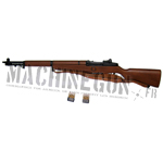M1 garand rifle w/ M1907 leather sling