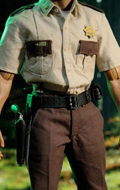 Set costume de Sheriff