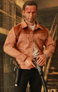Sheriff Prison Casual Clothing Set