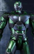 Iron Man 3 - Mark XXVI Gamma