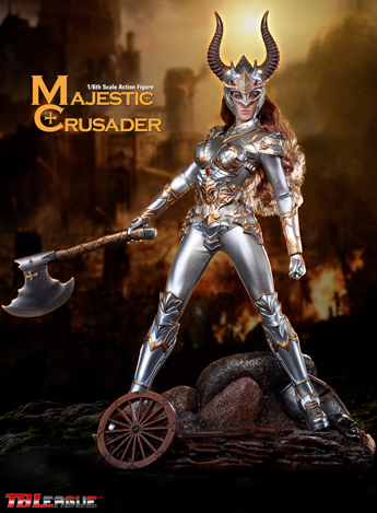 Majestic Crusader