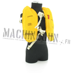 P32 British tropical life vest