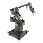 Articulated Maintenance Robot (Grey)