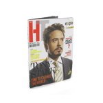 The HT Iron Man magazine