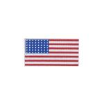 Patch drapeau Etats-Unis 48 étoiles